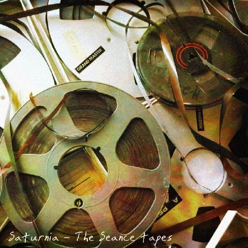 SATURNIA - The Seance Tapes - 2 LP (black) Elektrohasch Psychedelic