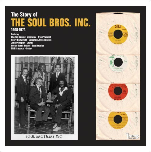 SOUL BROTHERS INC. - The Story Of - CD Tramp Soul