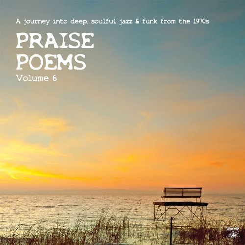 VARIOUS- Praise Poems 6�a Journey Into Soulful Jazz & Funk From The 1970s - 2 LP