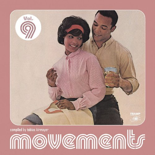VARIOUS - Movements Vol.9 - CD Tramp Funk Soul