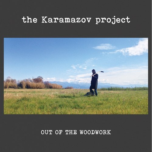 THE KARAMAZOV PROJECT - Out Of The Woodwork - LP Labyrinth of thoughts Blues