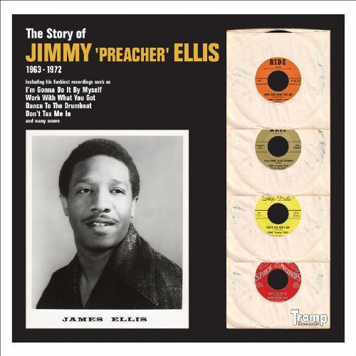JIMMY PREACHER ELLIS - The Story Of - CD Tramp Funk Soul