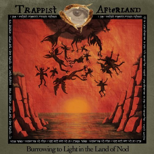 TRAPPIST AFTERLAND - Burrowing To Light In The Land Of Nod - LP Sugarbush Psychedelic