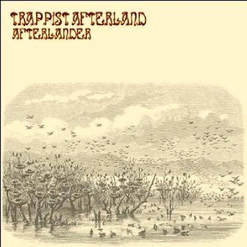 TRAPPIST AFTERLAND - Afterlander - LP Sugarbush Psychedelic