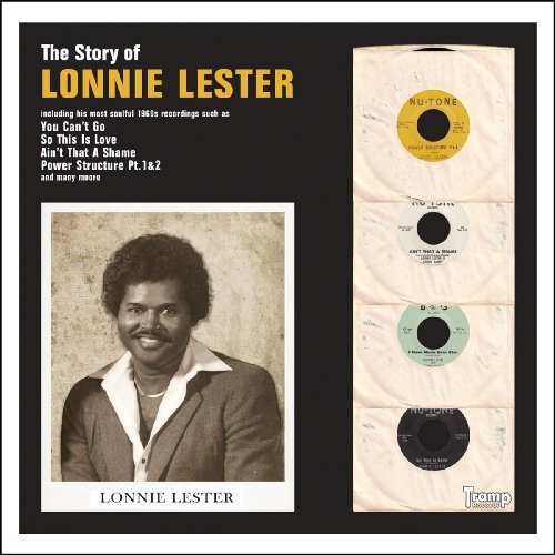 LONNIE LESTER - The Story Of - CD Tramp Funk Soul