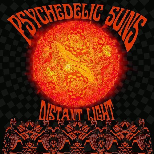 PSYCHEDELIC SUNS - Distant Light - CD Clostridium Psychedelic