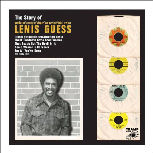 LENIS GUESS - The Story Of - CD Tramp Soul