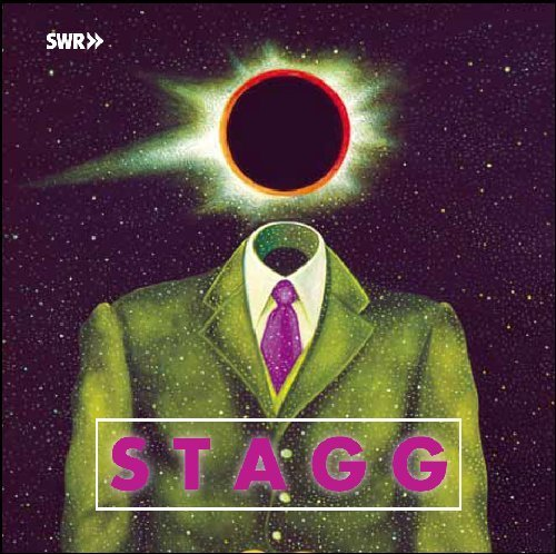 STAGG - SWF- Session 1974  - CD Longhair Krautrock Psychedelic