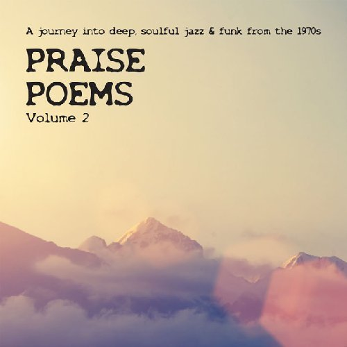 PRAISE POEMS 2 - A Journey Into Soulful Jazz & Funk From The 1970s - CD Tramp