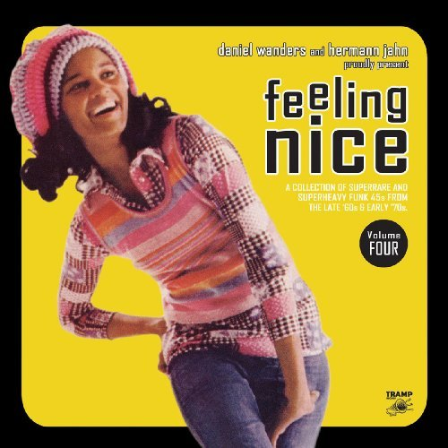 VARIOUS - Feeling Nice Vol.4 - 2 LP Tramp Funk