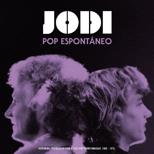 JODI - Pop Espontaneo - CD Out Sider Out Sider Psychedelic