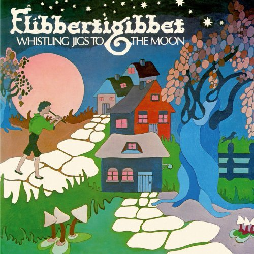 FLIBBERTIGIBBET - Whistling Jigs To The Moon - CD Sommor Psychedelic Folkrock