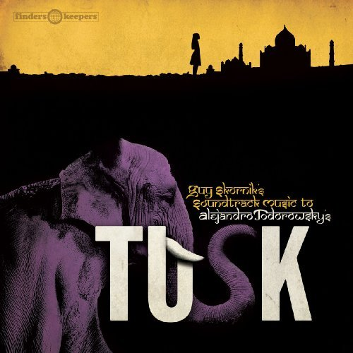 GUY SKORNIK - Tusk - LP 1979 Finders Keepers Soundtrack Progressiv