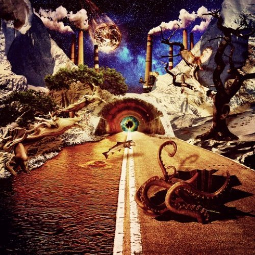 NO MANS VALLEY - Outside The Dream - CD Tonzonen Psychedelic