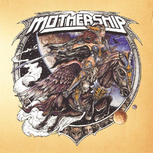 MOTHERSHIP - II - LP Fuzzorama Rock Hardrock