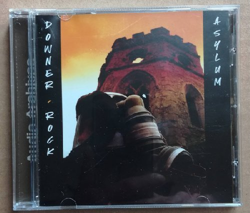 VARIOUS - Downer-Rock Asylum  - CD Audio Archives Psychedelic Progressiv