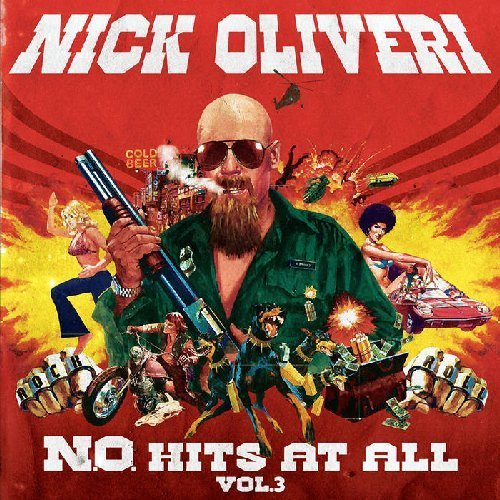 NICK OLIVERI - N.o. Hits At All Vol. 3 - LP (black) Heavy Psych Sounds Psychedelic