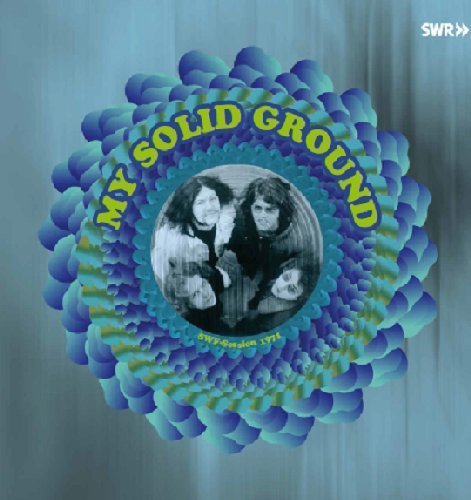 MY SOLID GROUND - SWF-Session 1971 - LP Longhair Progressiv Krautrock