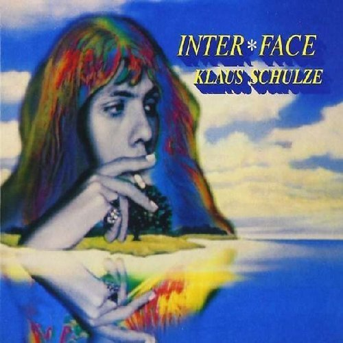 SCHULZE KLAUS - Interface - LP 1985 Brain Krautrock Elektronik