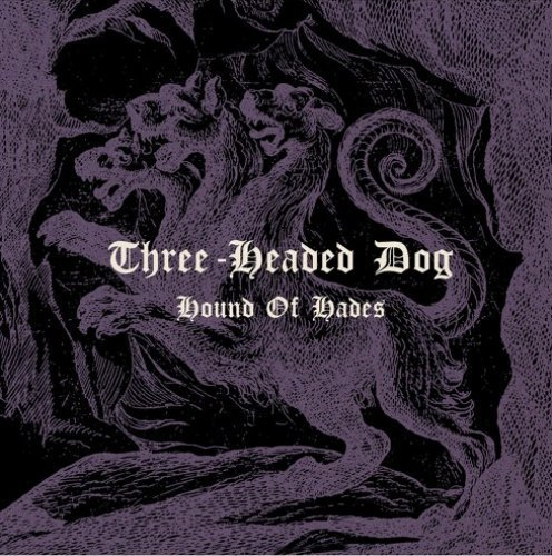 THREE- Headed Dog - Hound of Hades  LP 1973 Sommor Psychedelic