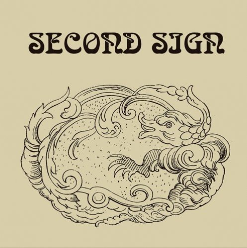 SECOND SIGN - Second Sign - LP 1975 Sommor Psychedelic