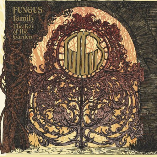 FUNGUS FAMILY - The Key Of The Garden - CD Black Widow Progressiv