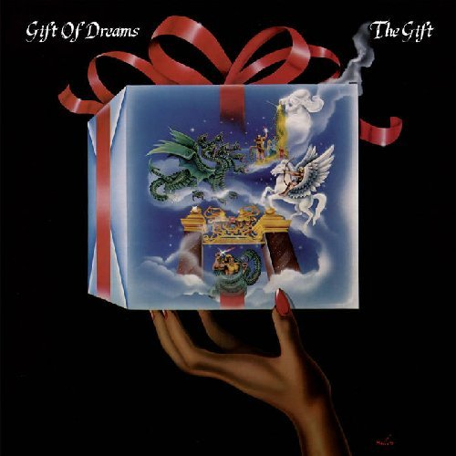 GIFT OF DREAMS - The Gift - CD 1982 Everland Funk Soul