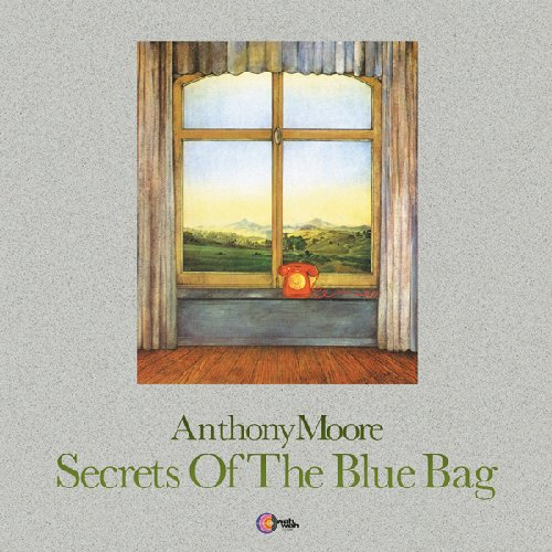 ANTHONY MOORE - Secrets Of The Blue Bag - LP 1972 WahWah Experimental