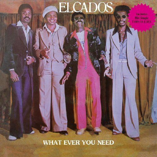 ELCADOS - What Ever You Need - CD 1979 PMG Afrobeat Reggae