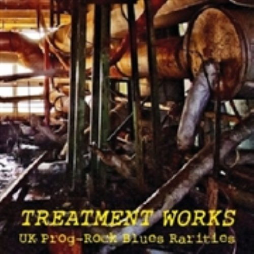 VARIOUS - Treatment Works - CD Audio Archives Blues Rock
