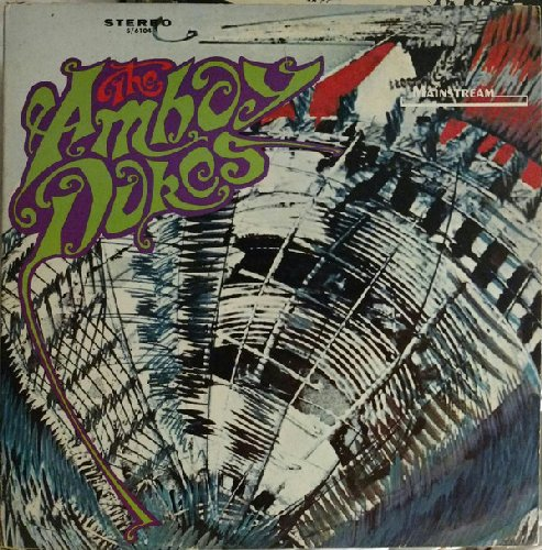 AMBOY DUKES THE - Amboy Dukes The - LP 1967 Audio Clarity Psychedelic