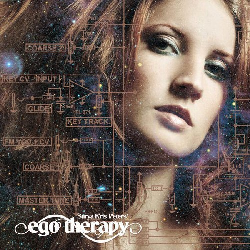 SURYA KRIS PETERS - Ego Therapy - CD Electric Magic Psychedelic Krautrock