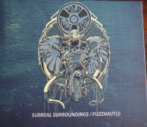WILD FUZZ TRIP - Surreal Sourroundingsfuzznaut - CD Clostridium Psychedelic Stonerrock
