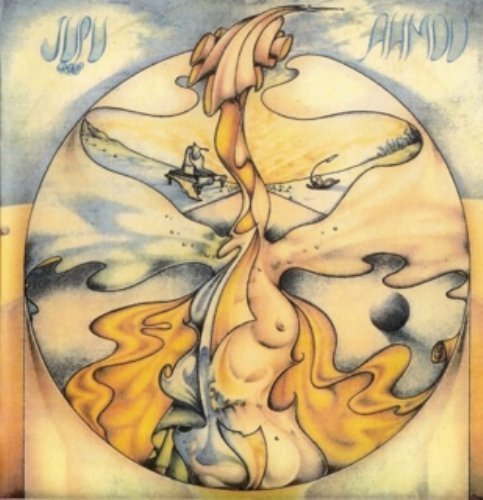 JUPU GROUP - Ahmoo - CD 1975 Svart Progressiv Jazzrock