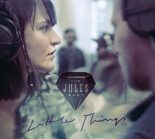 Jules Band, The - Little Things - CD 2018 private Krautrock Deutschrock