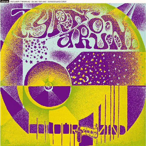 TYRNAROUND - Colour Your Mind - LP Guerssen Psychedelic