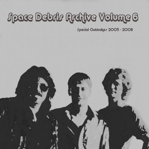 Space Debris - Archive Volume 6 - Special Outtakes 25-28 - CD Krautrock Progressiv