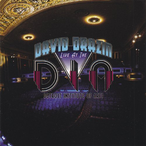 DAVID DRAZIN - Live At The Detroit Institute Of Arts - CD Tramp Jazz