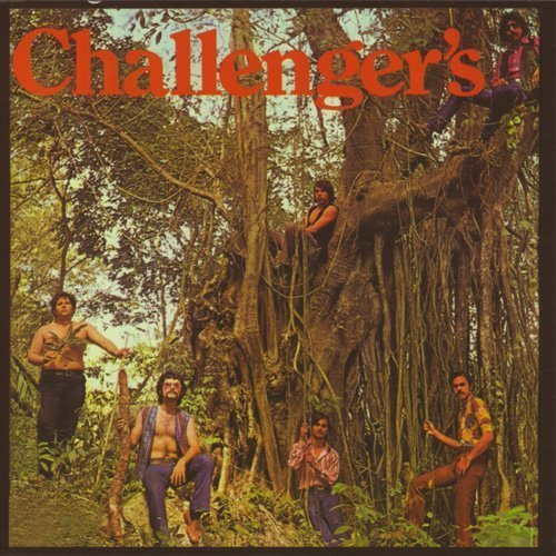 CHALLENGERS - CHALLENGERS - CD 1969 US-Import Gear Fab Psychedelic