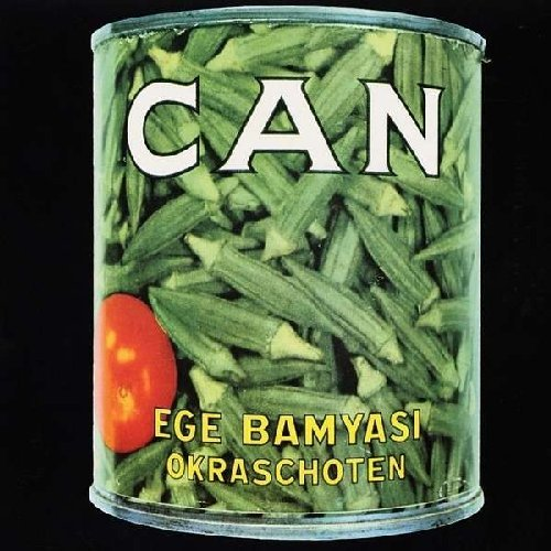 CAN - Ege Bamyasi - LP (green) + MP3 1972 Spoon Krautrock Progressiv