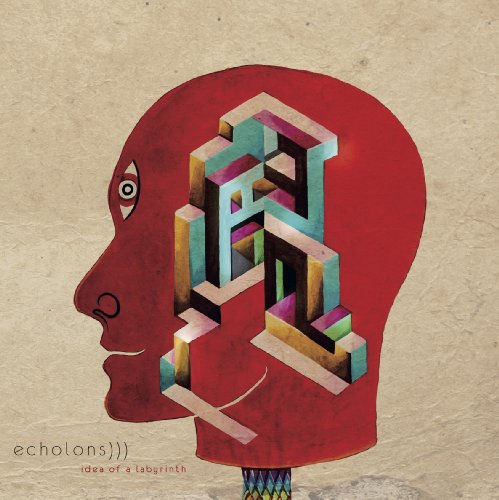 ECHOLONS - Idea Of A Labyrinth - CD Tonzonen Psychedelic