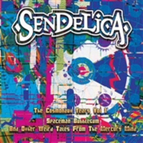 SENDELICA - The Cosmonaut Years Vol. 1 - CD FRG Psychedelic Krautrock