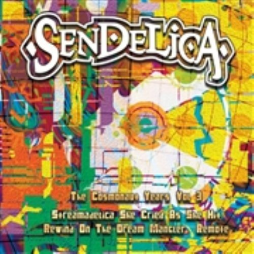 SENDELICA - The Cosmonaut Years Vol. 3 - CD FRG Psychedelic Krautrock