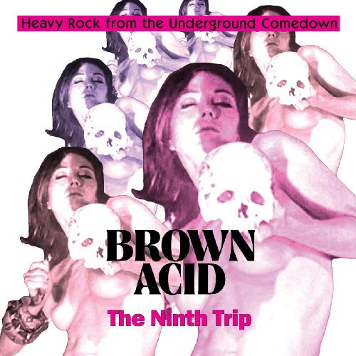 VARIOUS - Brown Acid The Ninth Trip - CD RIDING EASY Psychedelic