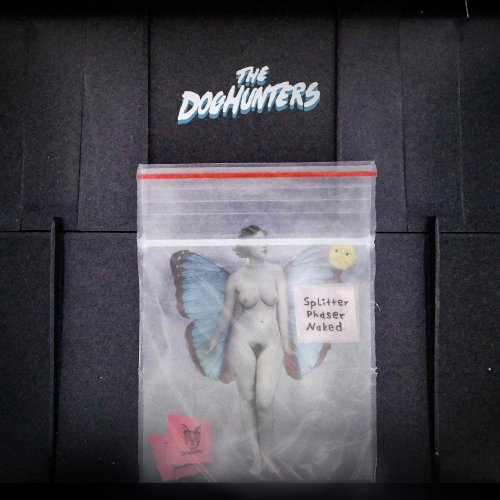 THE DOGHUNTERS - Splitter Phaser Naked - LP (light blue) Tonzonen Rock