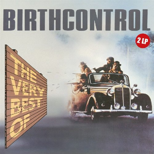 BIRTH CONTROL - The Very Best Of Birth Control - 2 LP Malka Tuti Krautrock Psychedelic