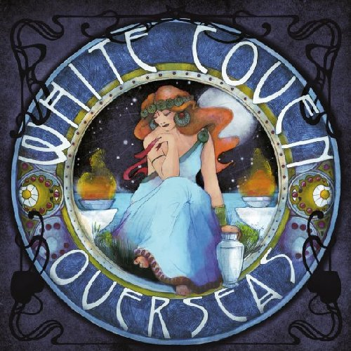 WHITE COVEN - Overseas - 2 LP (colour) Nasoni Hardrock Garage