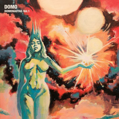 DOMO - Domonautas Vol I - LP (black) Clostridium Psychedelic