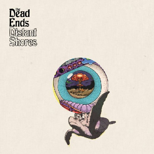 DEAD ENDS THE - Distant Shores - LP black Sound Effect Psychedelic Progressiv