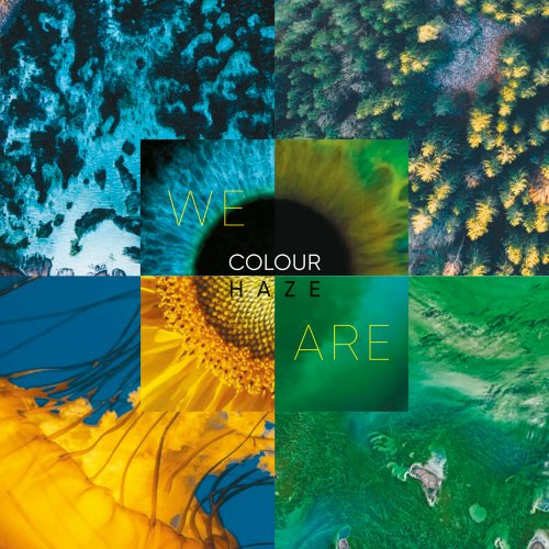 COLOUR HAZE - We Are - LP black Elektrohasch Psychedelic